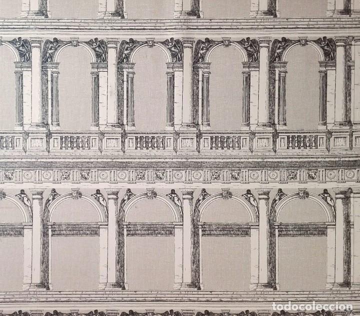 Antigüedades: Panel Fornasetti Original de grandes dimensiones. Años 50 , 60 - Foto 3 - 146981766