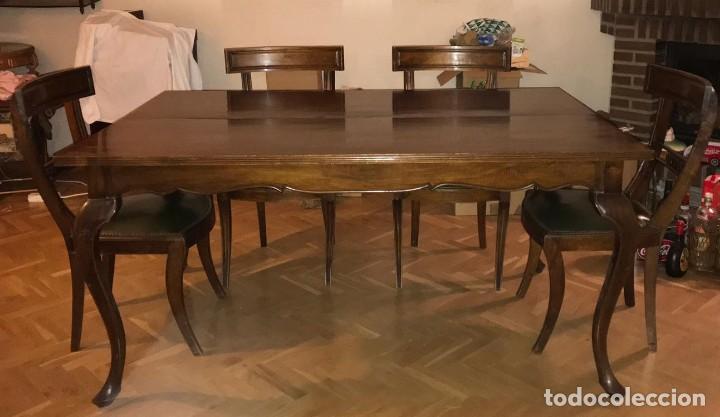 conjunto de mesa comedor convertible en consola - Comprar Mesas ...