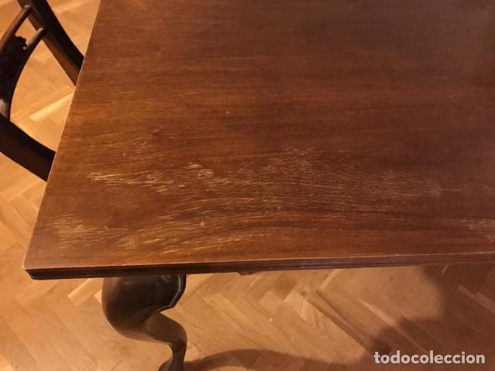 mesa comedor convertible en consola, años 50. m - Comprar Mesas ...