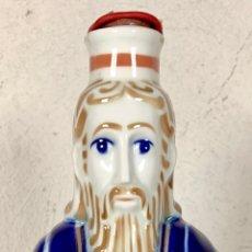 Antigüedades - Botella en porcelana de Sargadelos - Santiago el Mayor - Aguardiente descatalogada - 147820048