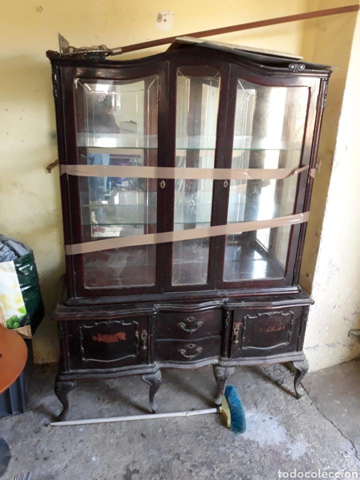 mueble vitrina comedor - Buy Antique Vitrines at todocoleccion ...