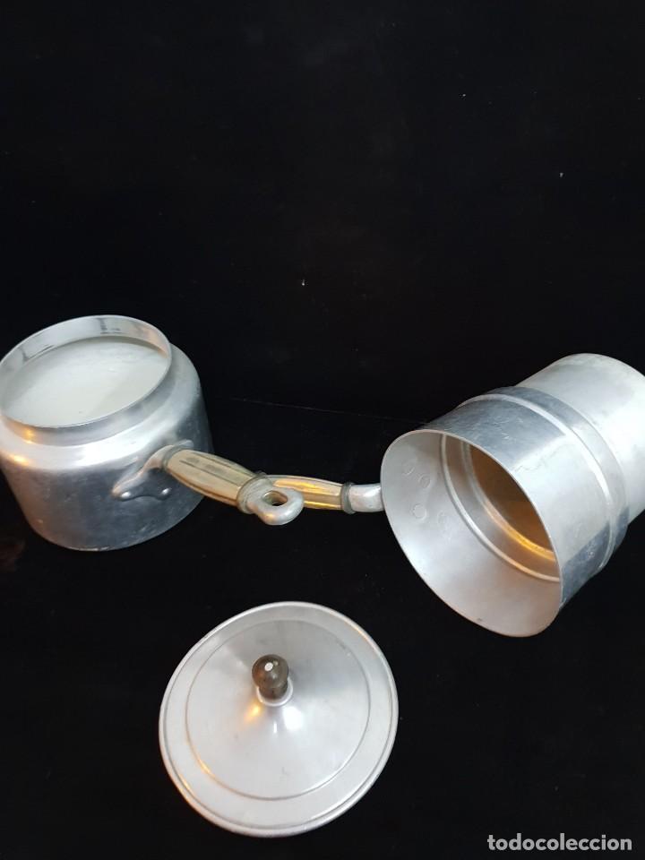 Antigüedades: olla para cocinar al vapor - Foto 3 - 147904890