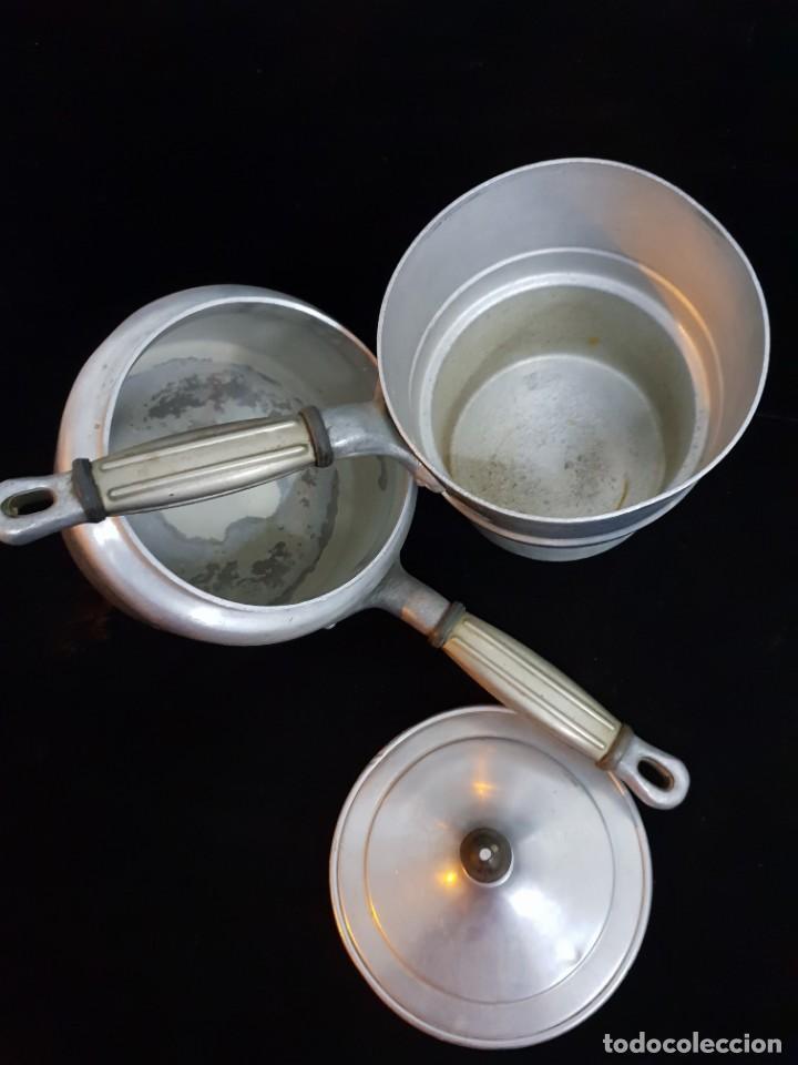 Antigüedades: olla para cocinar al vapor - Foto 5 - 147904890