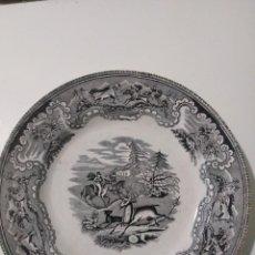 Antigüedades: CARTAGENA, ANTIGUO PLATO SIGLO XIX. Lote 147937014