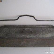 Antigüedades: BESUGUERA DE HIERRO FRANCESA, AÑOS 50. Lote 147941794