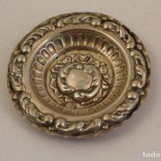 Antigüedades: BANDEJA EN PLATA MACIZA DE LEY 925MILESIMAS. Lote 161066426