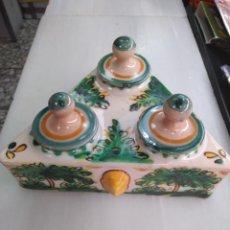 Antigüedades: PUENTE DEL ARZOBISPO ANTIGUO ESPECIERO. Lote 147992082