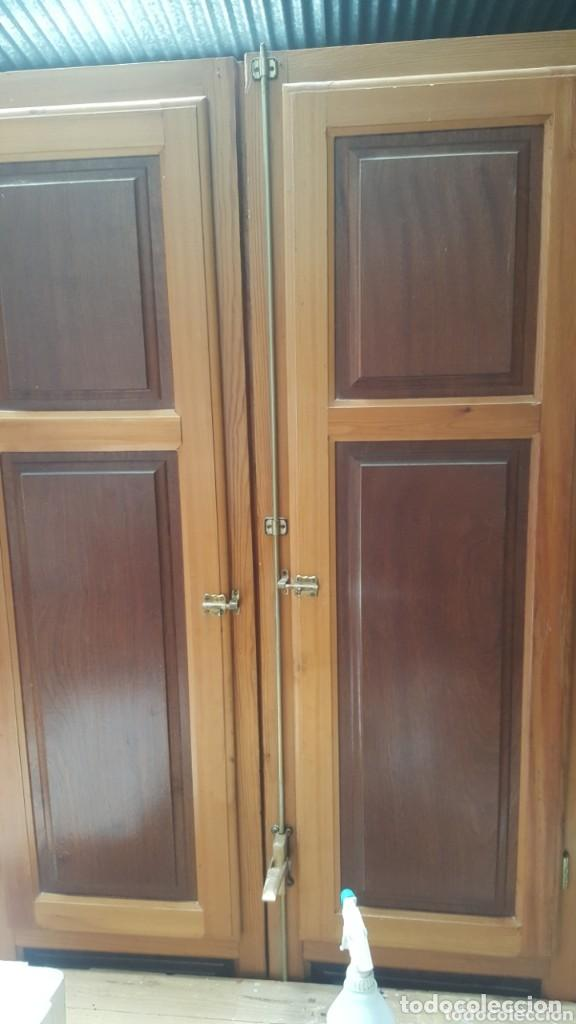 Antigüedades: Puertas de madera - Foto 2 - 148009106