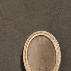 Antigüedades: PORTA RETRATOS, MARCO PLATA DE LEY. Lote 148016782