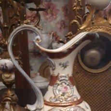 Antigüedades: JARRA DE PORCELANA. Lote 148054962