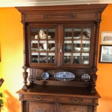 Antigüedades: APARADOR EN PERFECTO ESTADO, RESTAURADO.. Lote 148098810