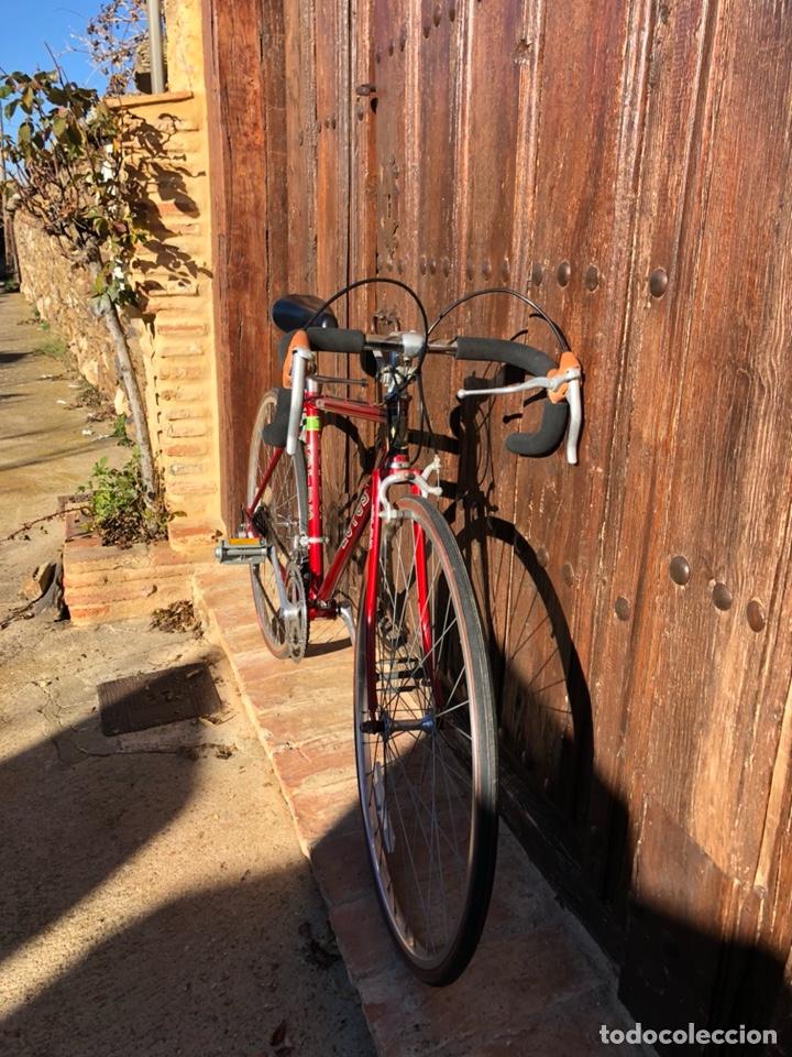 Antigüedades: Bicicleta antigua carreras lotus elan nueva sin estrenar - Foto 2 - 148146112