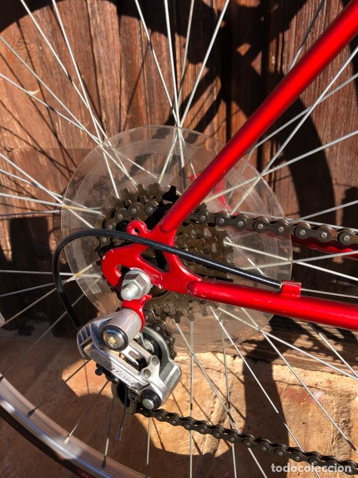 Antigüedades: Bicicleta antigua carreras lotus elan nueva sin estrenar - Foto 3 - 148146112