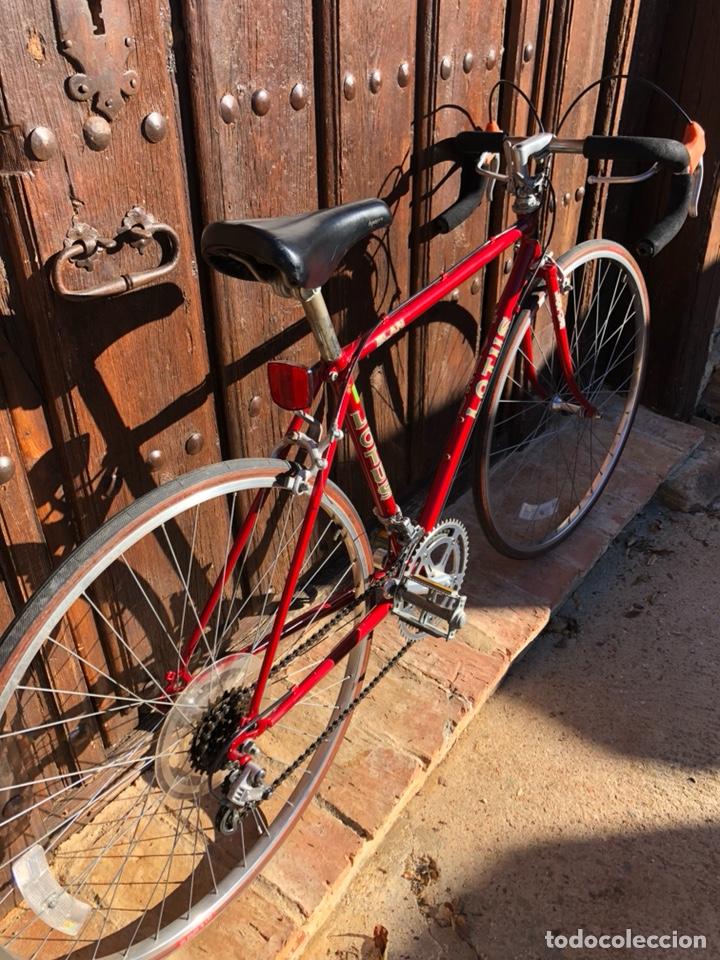 Antigüedades: Bicicleta antigua carreras lotus elan nueva sin estrenar - Foto 5 - 148146112