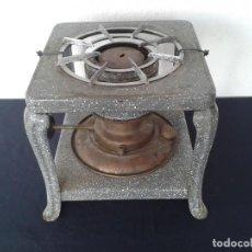 Antigüedades: HORNILLO INFIERNILLO FOGÓN ESMALTADO PRACTIC. Lote 148146270