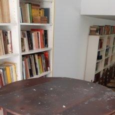 Antiquitäten - ODN. MESA RUSTICA DE ALAS. PLEGABLE. - 148165149