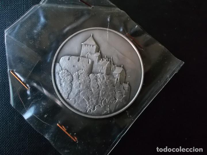 Antigüedades: medalla exposicion internacional de Liechtenstein 1982 - Foto 3 - 148401014