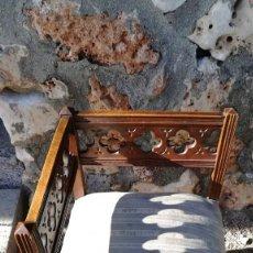 Antigüedades: SILLONCITO DE ESQUINA. Lote 148426854