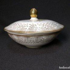 Antigüedades: BOMBONERA PORCELANA - WINTERLING ROSLAU BAVARIA 20. Lote 148451554