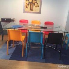 Antigüedades: DINING SET / JUEGO COMEDOR. Lote 148502398