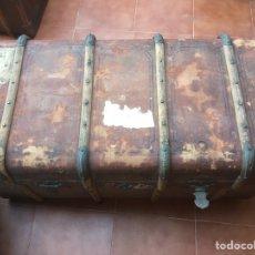 Antigüedades: BAÚL. Lote 148672185