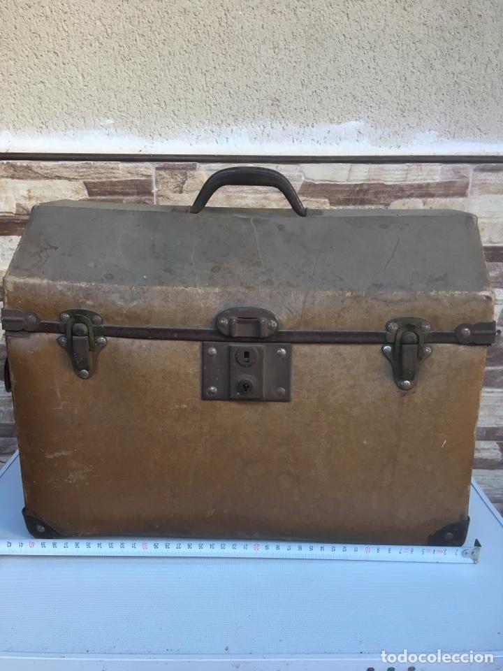 TRANSPORTIN ANTIGUO (Antigüedades - Técnicas - Rústicas - Caza)