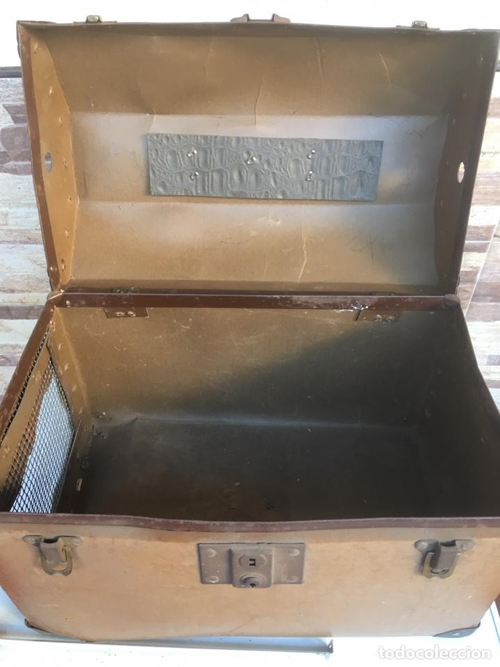 Antigüedades: Transportin antiguo - Foto 2 - 148703720
