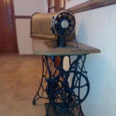 Antigüedades: MAQUINA COSER SINGER. Lote 148729070