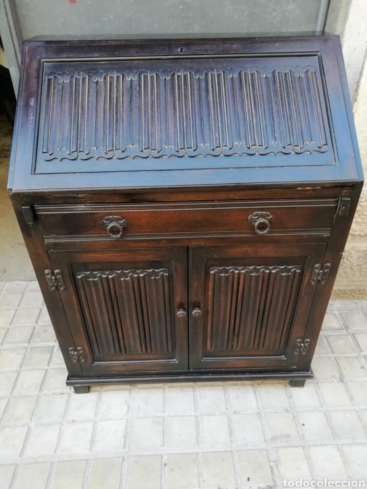 ANTIGUO BURO (Antigüedades - Muebles Antiguos - Escritorios Antiguos)