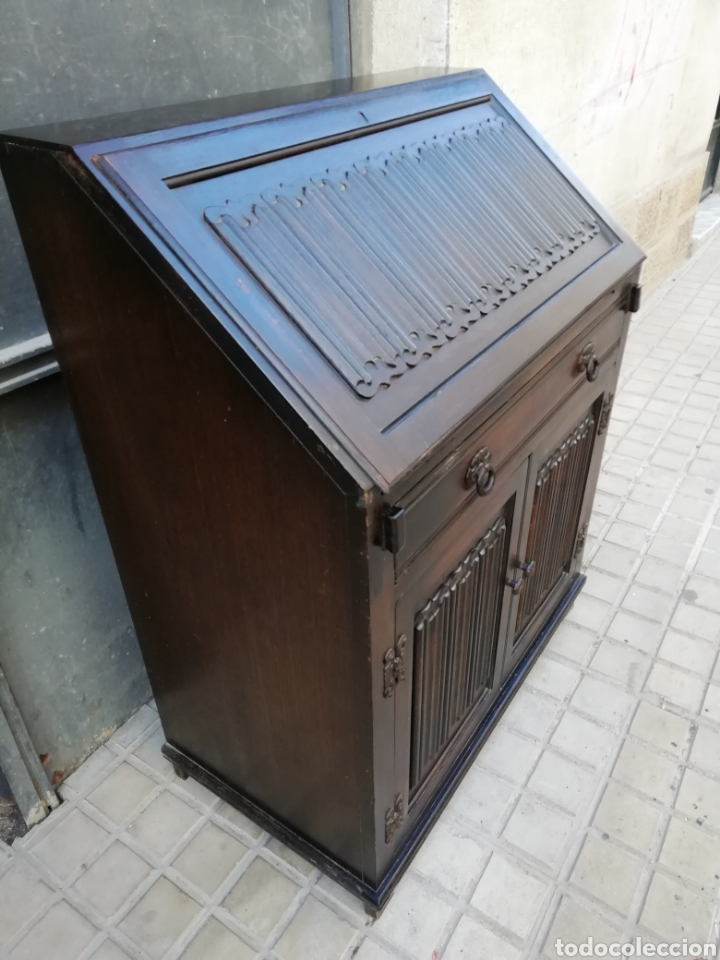 Antigüedades: Antiguo BURO - Foto 2 - 148784173