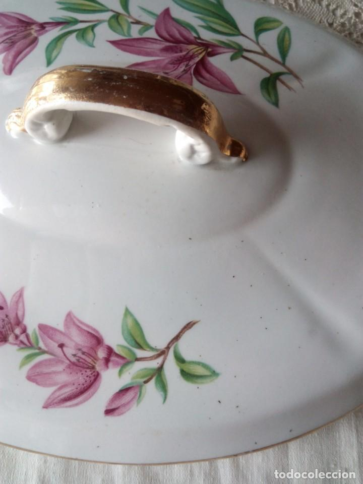 Antigüedades: Sopera antigua - Foto 5 - 148821922