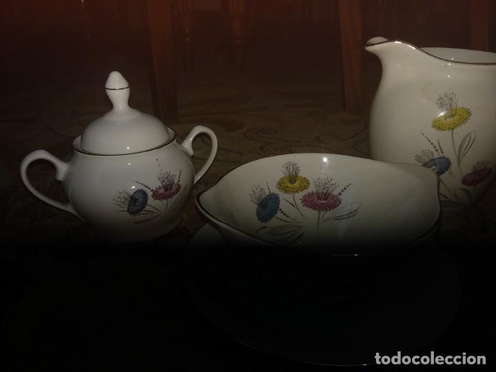 Antigüedades: Juego de café antiguo - Foto 4 - 148848550