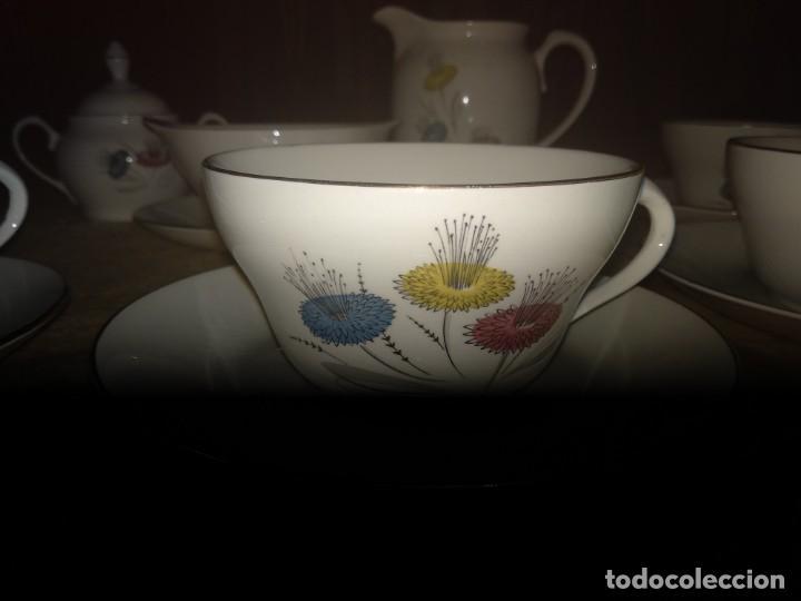 Antigüedades: Juego de café antiguo - Foto 5 - 148848550