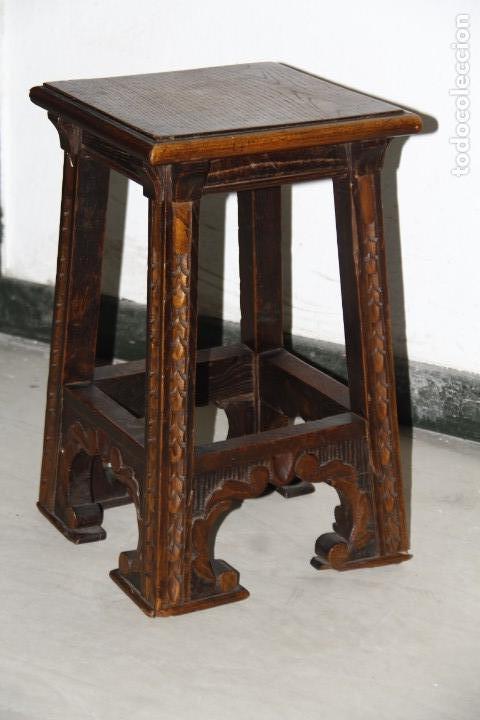 Antigüedades: Expléndida mesa de despacho - Foto 22 - 144453398