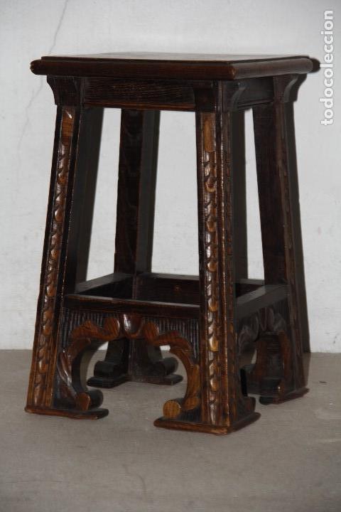 Antigüedades: Expléndida mesa de despacho - Foto 23 - 144453398