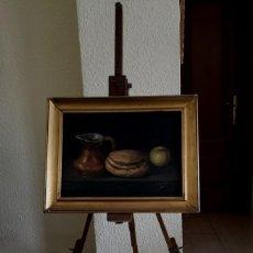 Antigüedades: ANTIGUO CABALLETE DE MADERA. Lote 149141098