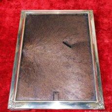 Antigüedades: PORTARETRATOS. PLATA PUNZONADA. ESPAÑA. CIRCA 1950. Lote 149209182