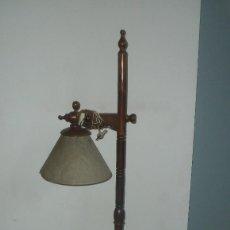Antigüedades: LAMPARA DE PIE ANTIGUA. Lote 149311574