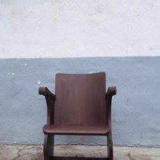 Antigüedades: BUTACA DE TEATRO ANTIGUA. SILLÓN DE CINE. SÓLO RECOGIDA. Lote 149322634