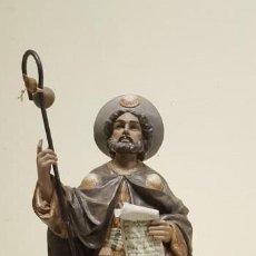 Antigüedades: 419- PRECIOSA ESCULTURA FIGURA SANTIAGO APOSTOL LLADRO LIMITADA DESCATALOGADA REF CAT SKU 01013563. Lote 149328270