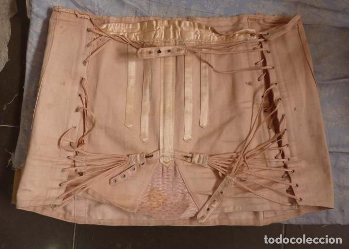 ANTIGUO CORSE (Antigüedades - Moda y Complementos - Mujer)