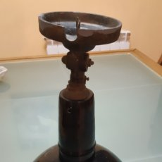 Antigüedades: LAMPARA TECHO INDUSTRIAL. Lote 149389486
