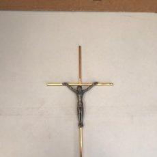 Antigüedades: ANTIGUO CRISTO CRUCIFIJO. Lote 149395770