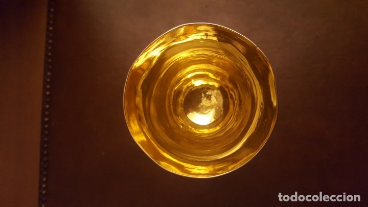 Antigüedades: Cáliz siglo XVII - Foto 11 - 120363079