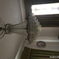 Antigüedades: LAMPARAS PIEDRA DE ROCA. Lote 149556830