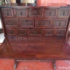 Antigüedades: BARGUEÑO CASTELLANO S. XVII . Lote 149568758