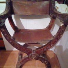 Antigüedades: ANTIGUA JAMUGA PARA RESTAURAR . Lote 149578366