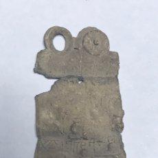 Antigüedades: AMULETO HISPANO ARABE. Lote 179342250