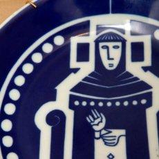 Antigüedades: ANTON PATIÑO - SARGADELOS - PLATO EDICIÓN LIMITADA 500 U.. Lote 149586250