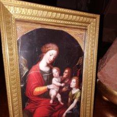Antigüedades: MARCO EN BRONCE ORMOLU FRANCIA SIGLO XIX. Lote 149608294